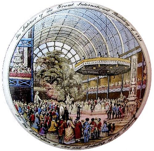 The Pratt and Mayer firms had the chance to show off what could be done with their new technology when the Great Exhibition of 1851, the brainchild of Prince Albert, opened in Hyde Park in London.