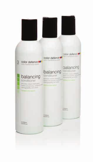 balancing conditioner moisturise and condition step 3: moisturise and condition light weight botanical conditioner for colored and natural hair, provides instant detangling, enhances body