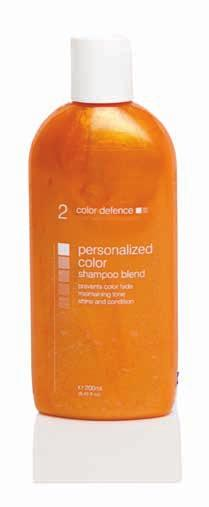 color depositing shampoos tone and maintain color step 2. personalised color depositing shampoo formula formulated by the colorist to match the exact tone of the client s color.