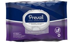 Incontinence Supplies SELLERS Prevail Premium Cotton Washcloths Made of soft cotton enhanced fabric Super strong; quilted texture Designed to be gentle on