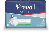 Incontinence Supplies SELLERS Breezers Adult Briefs For moderate to heavy incontinence Softer, gentle cloth-like outer