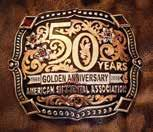 This special buckle s number is 42! You do not have to be present to bid, you can bid on liveauctions. tv and Eberspacher Ent will be happy to ship the buckle to you! The buckle is beautiful!