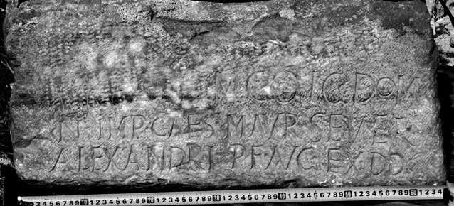 The Inscriptions of the Roman Colony of Deultum in Thrace 39 Fig. 2. A2. Statue-base for Barbia Orbiana, AD 225-227 (photo: K. Kostova) A2.