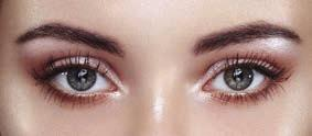 Eye Treatments Subtle changes that can enhance and improve the eye area. Eyelash Tint **... 13.00 Provides colour to enhance and define eyelashes. Eyebrow Tint **... 8.