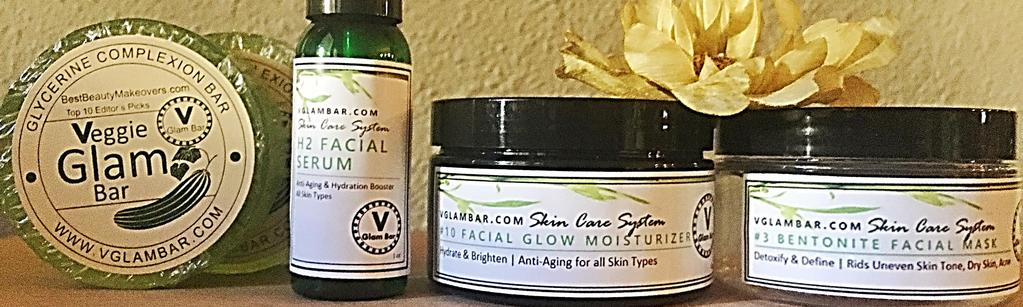 NATURAL-SPA BASED PRODUCTS FACE & NECK *Complete Skin Care System Value: $173.00 Special VGLAMBAR.
