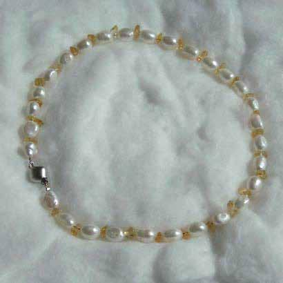 0322 necklaces & pendants 18 cultured pearls with