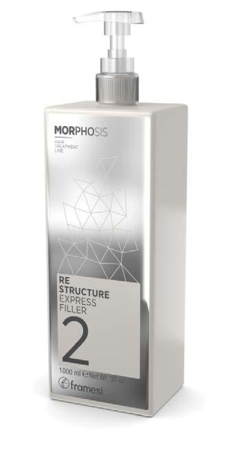 Hair Treatment - Morphosis REVITALISING SHAMPOO Purifying, with surfactants of plant origin and acid ph.