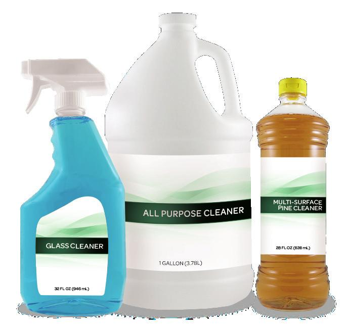 Facility Cleaning Solutions A variety of affordable, smart solutions for general