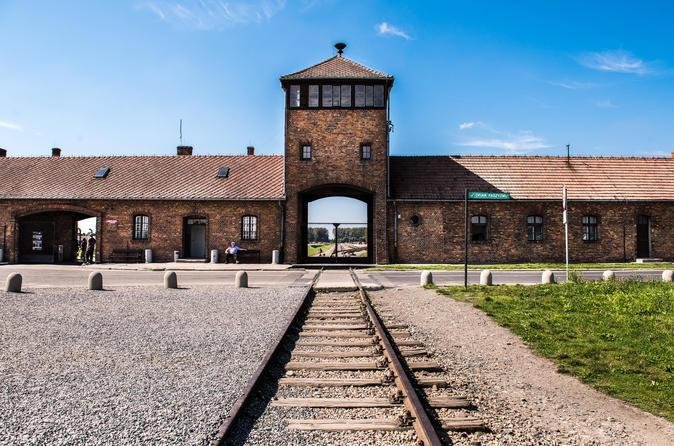 What is the Auschwitz-Birkenau Museum and This museum and memorial has been constructed in what was once the Nazi concentration camps