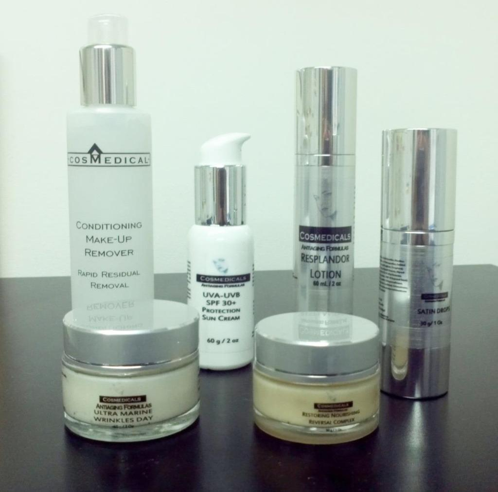 Cosmeceuticals Formulas to prevent