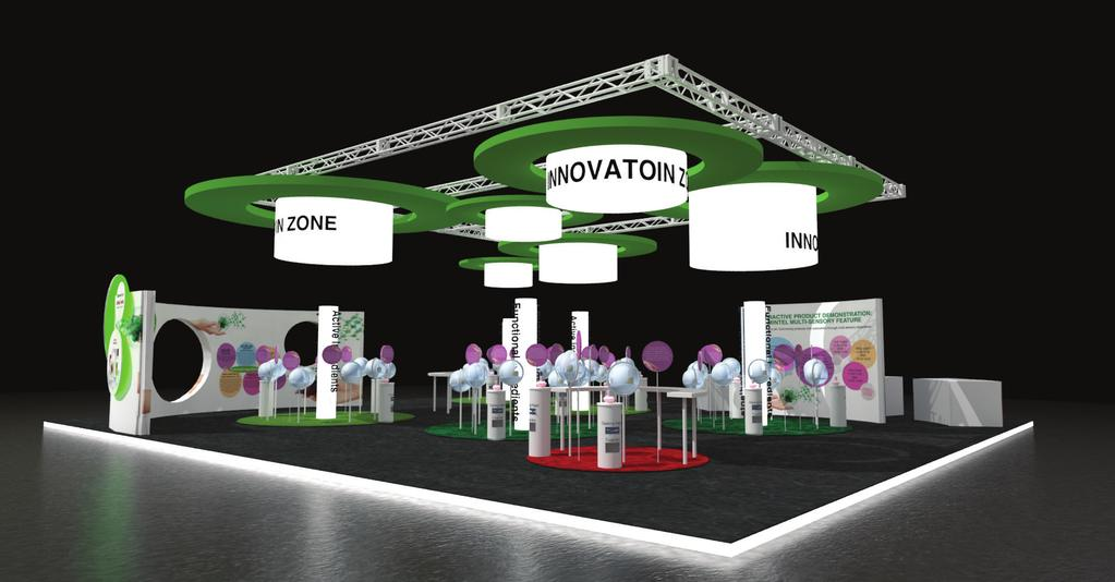 INNOVATION ZONE 1 2 3 4