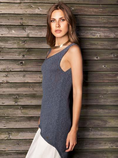 14 S18020 KNITTED TANK $45 wholesale /