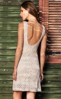 Pink(28) S18035 LOW-BACK DRESS $73
