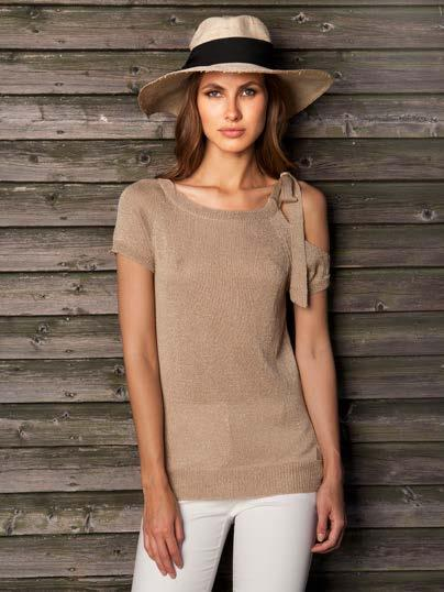 S18007 COLD SHOULDER SWEATER $54 wholesale / $119