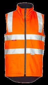 DRILL WORK JACKET WITH 3M TAPE* 310gsm, 100% pre-shrunk cotton fabric & cotton brushed lining 3M 50mm 9910 reflective tape Large two way velcro flap front pockets & side mobile phone zip pockets