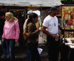 Calling All Artists In conjunction with the 2013 Jacksonville Jazz Festival, the City of Jacksonville is proud to present Art in the Heart Downtown, an art show and craft sale that will feature from
