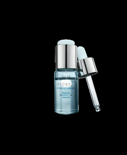 Contains skin-conditioning agents, including the ARTISTRY patented Oat Extract, for a smooth and radiant look.