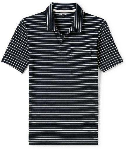 Washed Jersey Polo Washed Jersey Stripe Washed Jersey Print Shirt