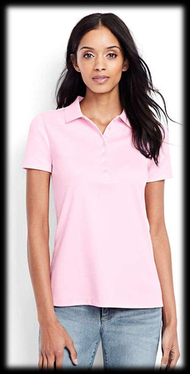 PIMA POLO WOMENS