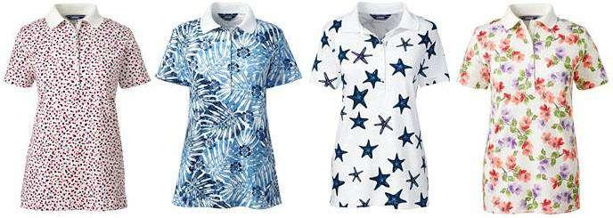 PIMA POLO PRINTS