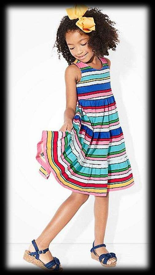 GIRLS DRESS Estilo