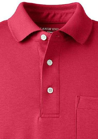 Pocket Polo Shirt Polo Shirt