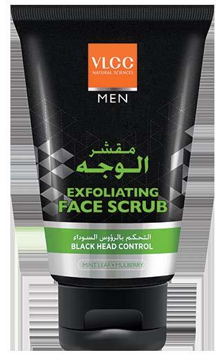 MEN S GROOMING REFRESHING FACE WASH EXFOLIATING FACE SCRUB OIL- FREE