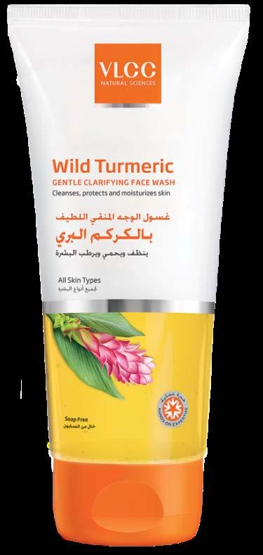 FACE WASHES Wild Turmeric Gentle Clarifying