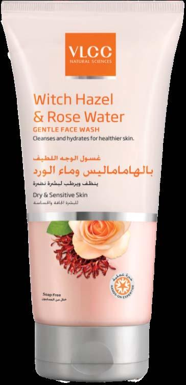 Gentle Exfoliating Face Wash Mandarin &