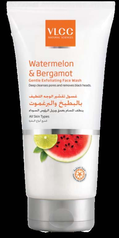 for healthier skin Deep cleanses pores &