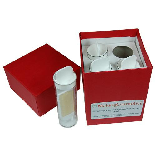 MICROBIAL TEST KIT EQP-MICROB-02 Description: Easy testing kit for quality control of your finished products.