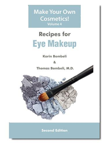 You ll also find chapters about getting the right equipment, and using colors and preservatives. $13.90 RECIPES FOR EYE MAKEUP (VOL.