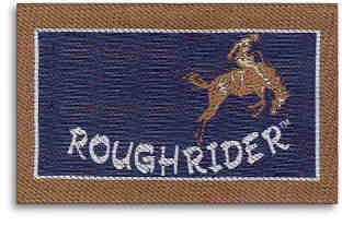 HISTORY Roughrider TM is established in North America since July 1981.
