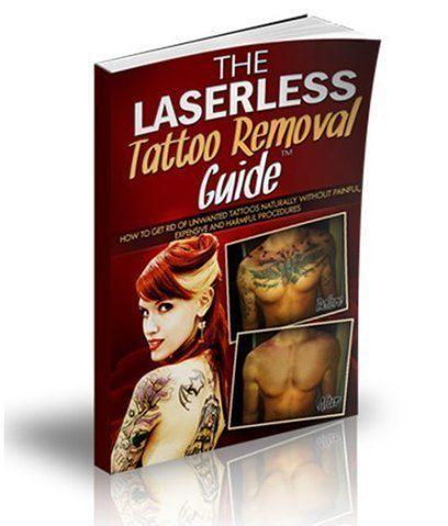 Visit my website to learn more about The Laserless Tattoo