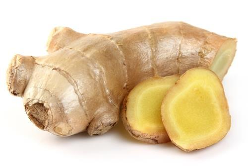 10. Ginger Root Ginger inhibits bacterial growth and removes toxins. For sure, is an effective solution to get rid of the bad smell of your feet.