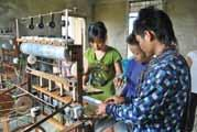 Domestic powerloom manufacturers will benefit from increase in customs duty on man-made fibre, she added.