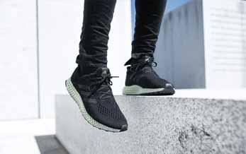 Unveiled in April, this Futurecraft sneaker (sequentially dubbed Futurecraft 4D ) was the brand s first 3D-printed shoe made at scale.