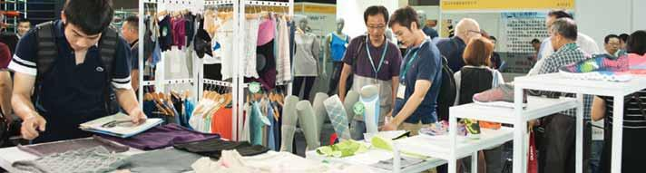 YiwuTex 2018 will promote smart and sustainable textile development The China Yiwu International Exhibition on Textile Machinery (also known as YiwuTex) has been successfully held for 18 editions and