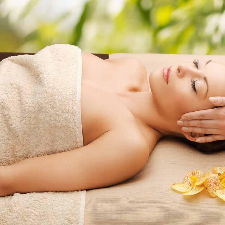 Lazy Days Voya Package 1hr 20 mins 100 Voya Oceans Fresh Self Discovery Facial followed by a Voya Seaweed Foot Ritual with choice of afternoon tea or lunch (2 course).