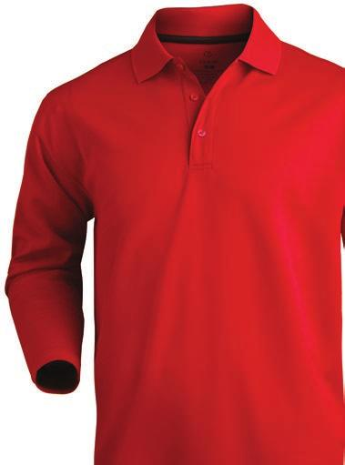 SECURITY 9 1578 Dry-Mesh Hi-Performance Polo LONG