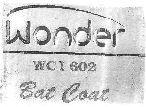 Trade Marks Journal No: 1796, 08/05/2017 Class 2 2799735 28/08/2014 WONDER CHEMICALS AND COATINGS LTD.