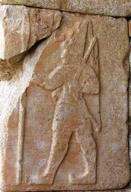 309 On festive occasions Hittite men wore a longer tunic with long sleeves called Hurrian shirt, which is often mentioned in Hittite palace inventories, as reported above.