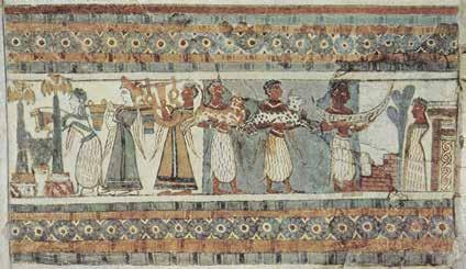 252 Tina Boloti Fig. 11.7: The Hagia Triada sarcophagus. Side A. After Marinatos-Hirmer 1986, XXXII