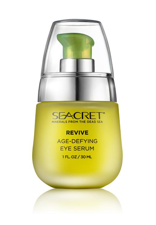 SERUM BALANCING FACIAL SERUM A highly concentrated nutrient-rich formula infused with vitamins, Amino Acids, and Dead Sea minerals that fortifies the skin.