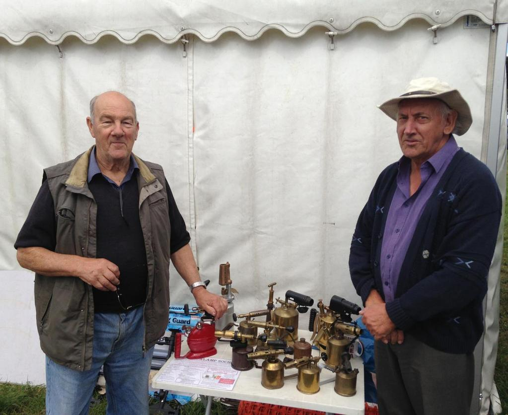 BLOWLAMP NEWS BN 100 SEPTEMBER 2017 The Newsletter of the Blowlamp Society - Editor Graham Stubbs - blowlampsociety@