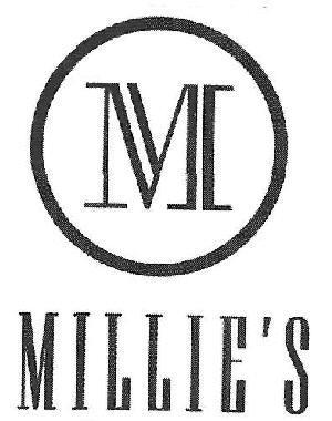 Trade Marks Journal No: 1784, 13/02/2017 Class 14 3419365 28/11/2016 MILLIE'S FASHION HOUSE PVT. LTD. ROHIT VISHNOI S/O JAI OM VISHNOI CIVIL LINE, 1ST NUMAISH GROUND BIJNOR-246701 UP.