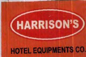 Trade Marks Journal No: 1784, 13/02/2017 Class 11 2075224 27/12/2010 VIDHI AGGARWAL VIPIN AGGARWAL trading as ;HARRISONS HOTEL EQUIPMENTS CO 4648/21, SEDHUMAL BUILDING, DARYA GANJ, NEW DELHI 2