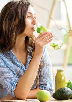 Drink Up Now, although there is no scientifically backed research that drinking water improves skin, we all know that drinking 6 8 glasses of water a day is important for overall health.