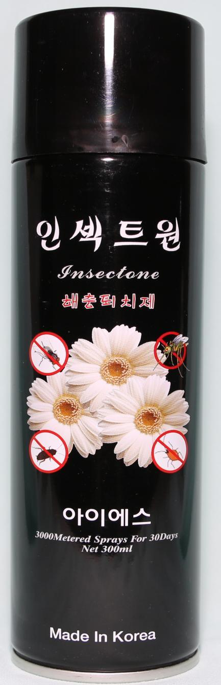 IS3-A : Insect One : Insect Killer Spray 1. Strong and Natural Insect Killer ( Mosquito, Fly, Ant. Etc ) 2.