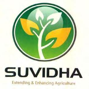 Trade Marks Journal No: 1857, 09/07/2018 Class 1 2953983 01/05/2015 SUVIDHA AGRITECH PVT. LTD. trading as ;SUVIDHA AGRITECH PVT.